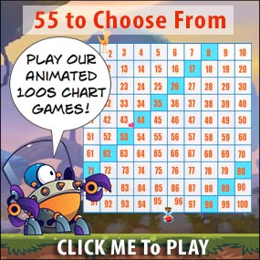 Online 100s Chart Games - FREE to Play