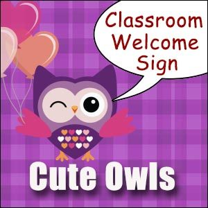 Printable Welcome Sign - Free